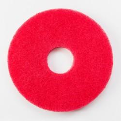 Boenpad rood 150 dia dik