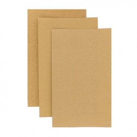 Schuurvel Eco papier 140x230MM